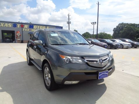 2007 Acura MDX Tech Pkg in Houston