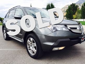 2007 Acura MDX Tech/Entertainment Pkg LINDON, UT