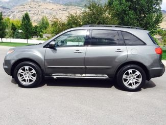 2007 Acura MDX Tech/Entertainment Pkg LINDON, UT 4