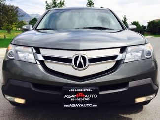 2007 Acura MDX Tech/Entertainment Pkg LINDON, UT 6
