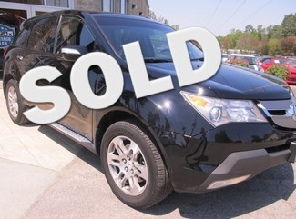 2007 Acura MDX Tech/Entertainment Pkg Raleigh, NC