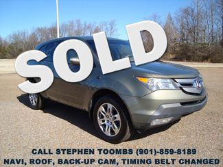 2007 Acura MDX TECH PKG NAVI, ROOF, BACK-UP CAM, AWD in  Tennessee