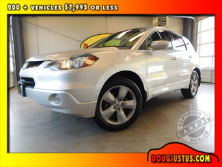 2007 Acura RDX Tech Pkg Airport Motor Mile (Alcoa) , TN