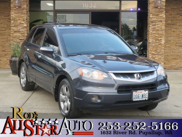 2007 Acura RDX Tech AWD The CARFAX Buy Back Guarantee that comes with this vehicle means that you