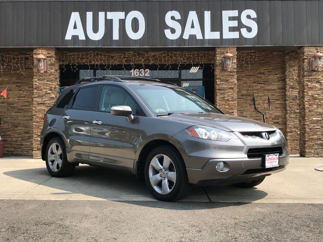 2007 ACURA RDX TECHNOLOGY PACKAGE AWD