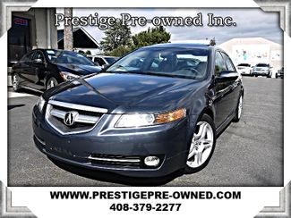 2007 Acura TL in Campbell CA