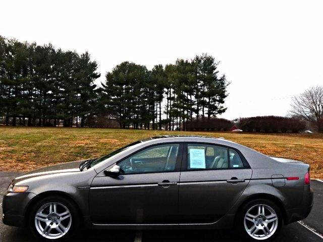 2007 Acura TL Navigation Leesburg, Virginia 4