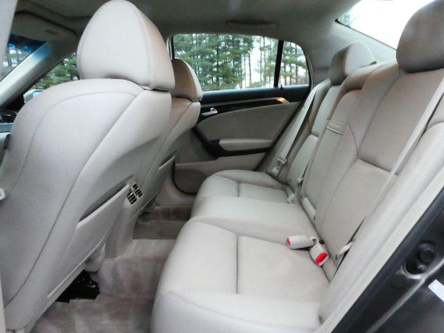 2007 Acura TL Navigation Leesburg, Virginia 11