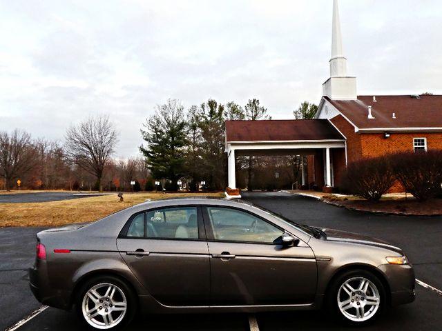2007 Acura TL Navigation Leesburg, Virginia 5
