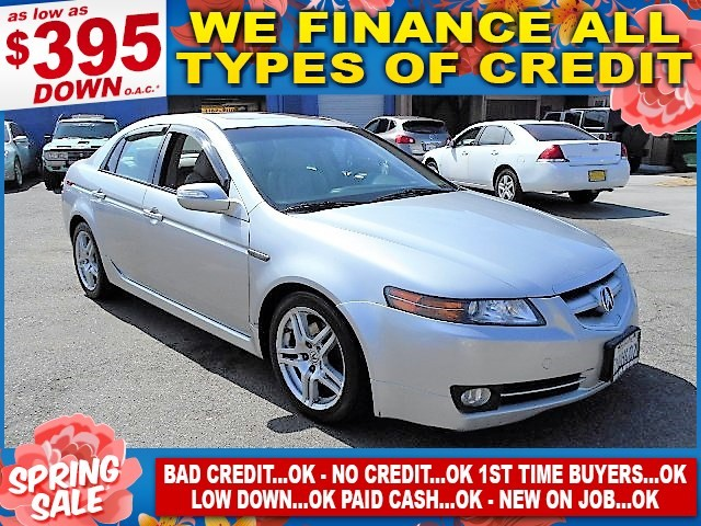 2007 ACURA TL Limited warranty included to assure your worry-free purchase AutoCheck report is av