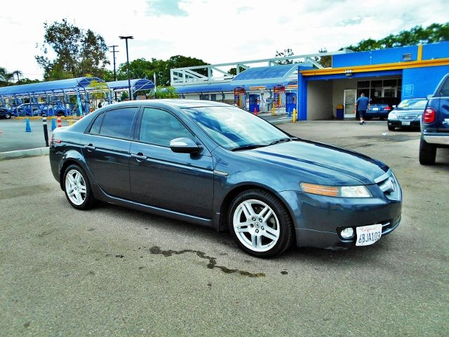2007 Acura TL Navigation Limited warranty included to assure your worry-free purchase AutoCheck r