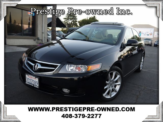 2007 Acura TSX Navi 2007 ACURA TSX --SUPER LOW 159K MILESCLEAN 1-OWNER CARFAX HISTORY