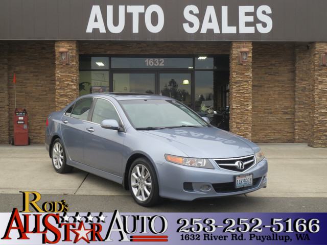 2007 Acura TSX The CARFAX Buy Back Guarantee that comes with this vehicle means that you can buy w