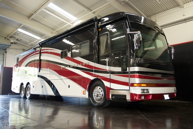 2007 American Coach American Tradition MH | Milpitas, California | NBS Auto Showroom