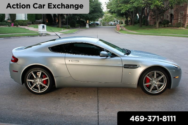 2007 Aston Martin Vantage   in Dallas - Fort Worth, TX