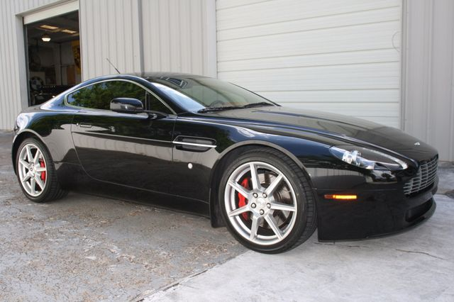 2007 Aston Martin Vantage Houston, Texas 1
