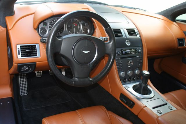 2007 Aston Martin Vantage Houston, Texas 11