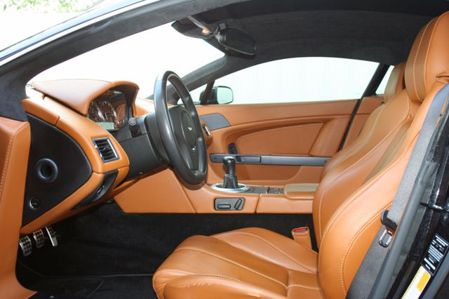 2007 Aston Martin Vantage Houston, Texas 12