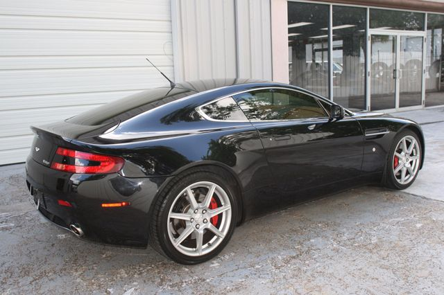 2007 Aston Martin Vantage Houston, Texas 6