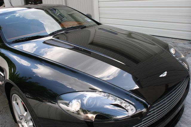 2007 Aston Martin Vantage Houston, Texas 8
