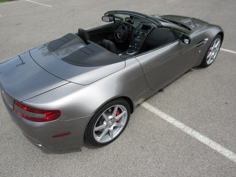 2007 Aston Martin Vantage 6 Speed   St Charles Missouri  Schroeder Motors  in St. Charles, Missouri