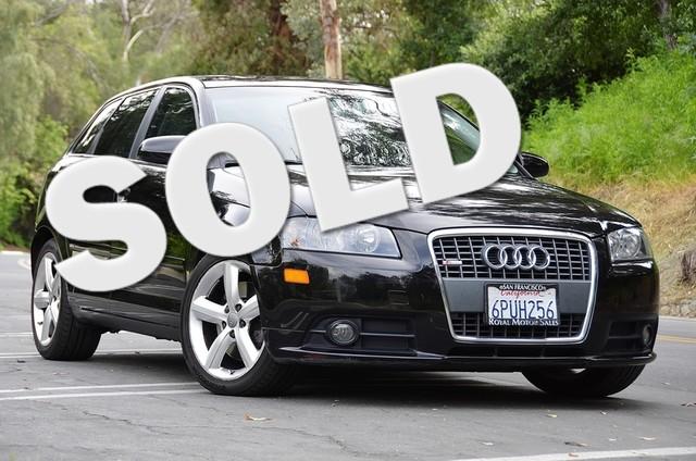 2007 Audi A3 S-Line Burbank, CA 0
