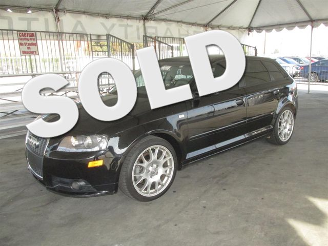 2007 Audi A3 S-Line Please call or e-mail to check availability All of our vehicles are availab