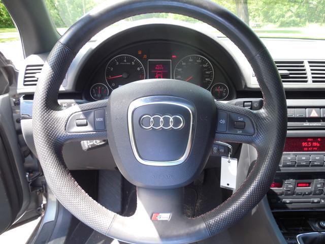 2007 Audi A4 S-Line 2.0T 6-Speed Manual Leesburg, Virginia 10