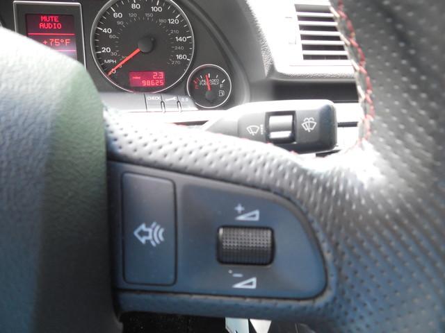 2007 Audi A4 S-Line 2.0T 6-Speed Manual Leesburg, Virginia 12