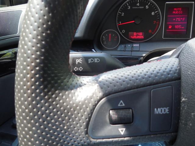 2007 Audi A4 S-Line 2.0T 6-Speed Manual Leesburg, Virginia 13