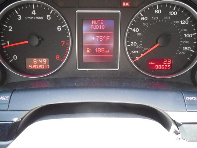 2007 Audi A4 S-Line 2.0T 6-Speed Manual Leesburg, Virginia 14
