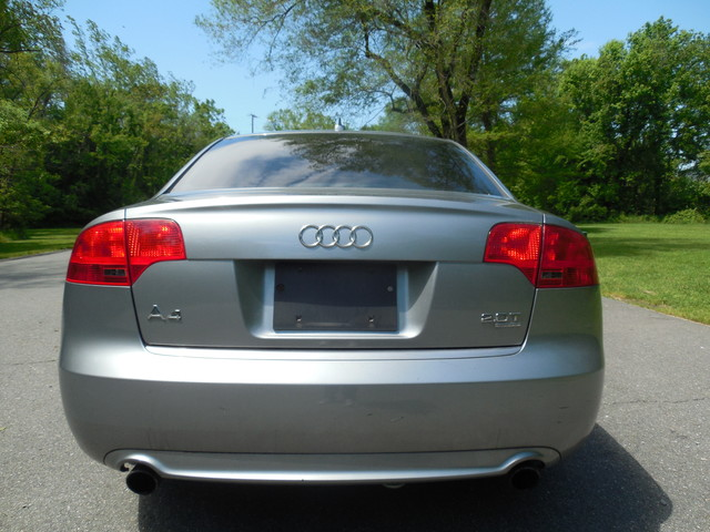 2007 Audi A4 S-Line 2.0T 6-Speed Manual Leesburg, Virginia 5