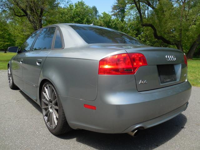 2007 Audi A4 S-Line 2.0T 6-Speed Manual Leesburg, Virginia 1