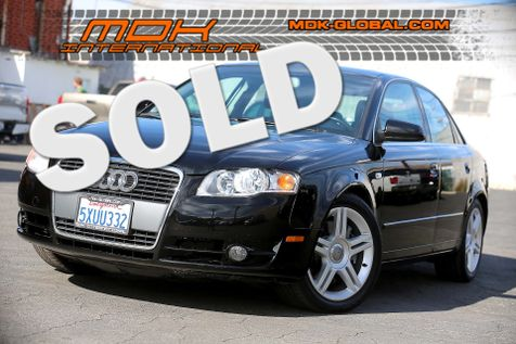 2007 Audi A4 2.0T - Premium pkg - only 57K miles in Los Angeles