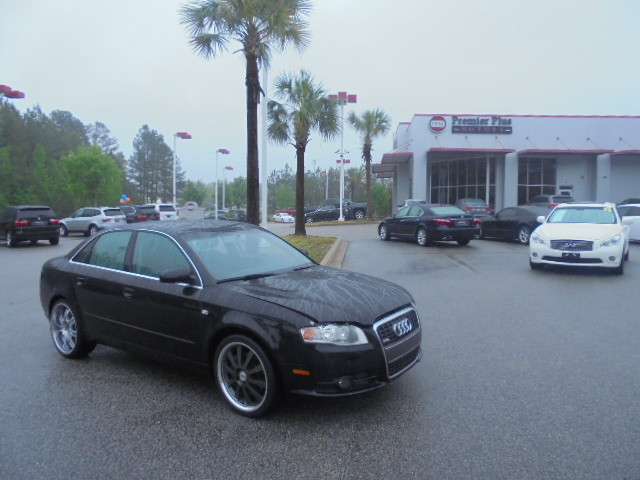 2007 Audi A4 20T  VIN WAUAF78E17A159560 k miles  AMFM CD Player CD Changer Anti-Theft AC