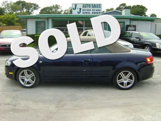 2007 Audi A4 20T  in Fort Pierce, FL