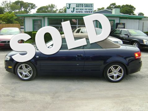 2007 Audi A4 2.0T in Fort Pierce, FL