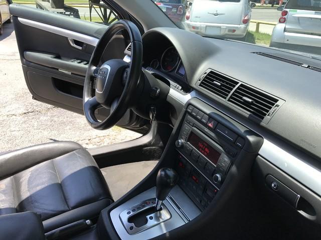 2007 Audi A4 2.0T Houston, TX 14