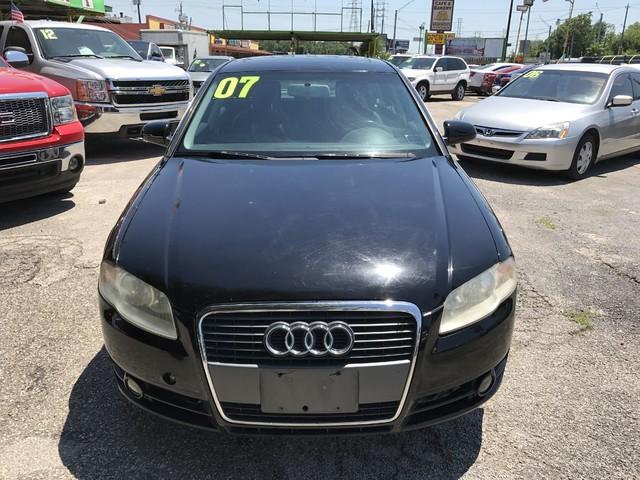 2007 Audi A4 2.0T Houston, TX 4