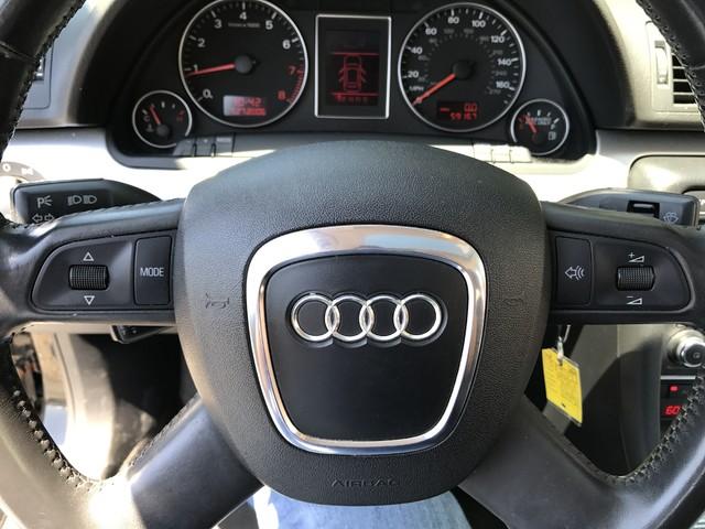 2007 Audi A4 2.0T Houston, TX 25