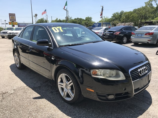 2007 Audi A4 2.0T Houston, TX 5