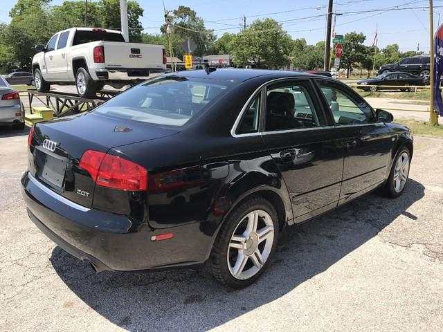 2007 Audi A4 2.0T Houston, TX 6