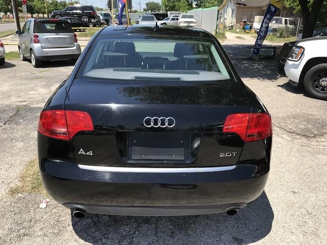 2007 Audi A4 2.0T Houston, TX 7