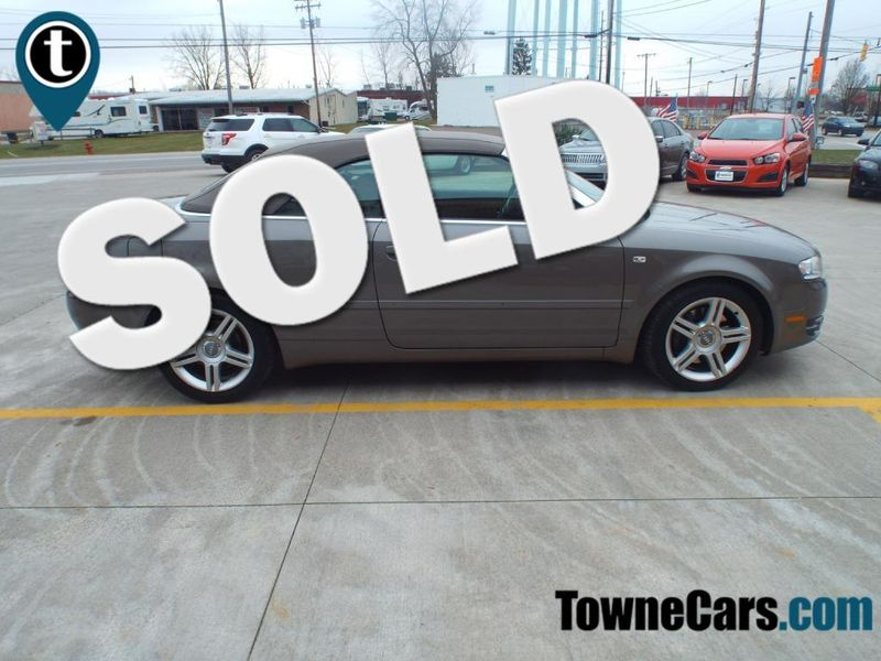 2007 Audi A4 2.0T | Medina, OH | Towne Auto Sales in Medina OH