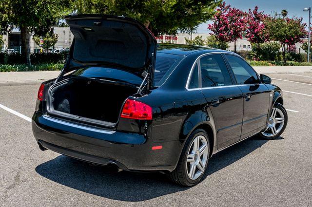 2007 Audi A4 2.0T QUATTRO - 6SPD - PREMIUM - 91K MILES Reseda, CA 11