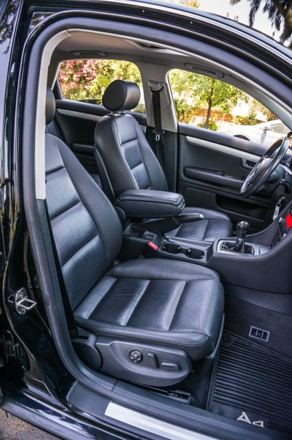 2007 Audi A4 2.0T QUATTRO - 6SPD - PREMIUM - 91K MILES Reseda, CA 27