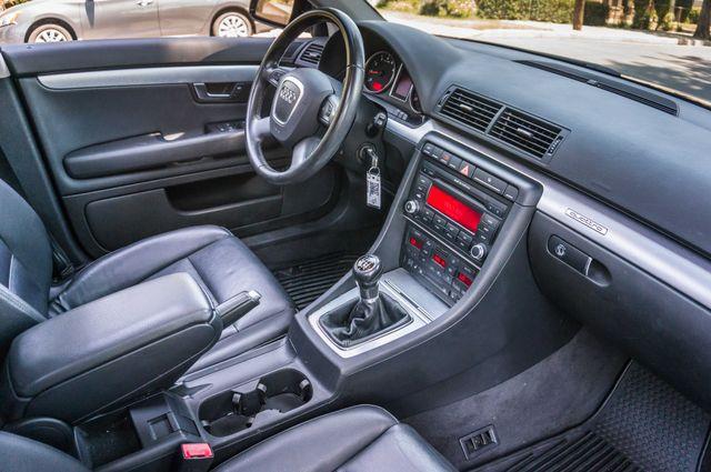 2007 Audi A4 2.0T QUATTRO - 6SPD - PREMIUM - 91K MILES Reseda, CA 29