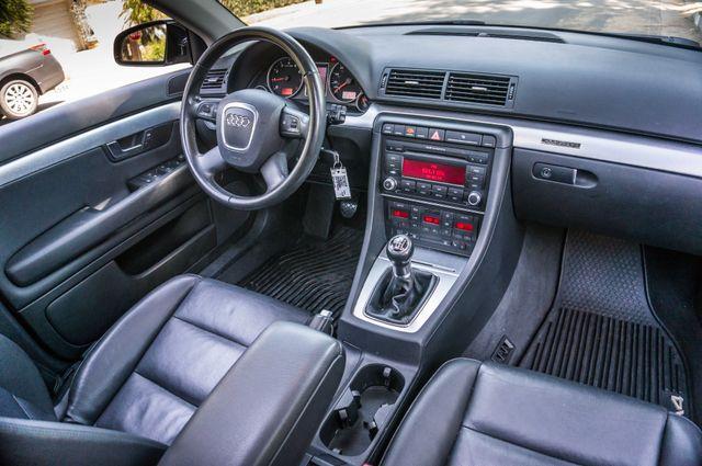 2007 Audi A4 2.0T QUATTRO - 6SPD - PREMIUM - 91K MILES Reseda, CA 30
