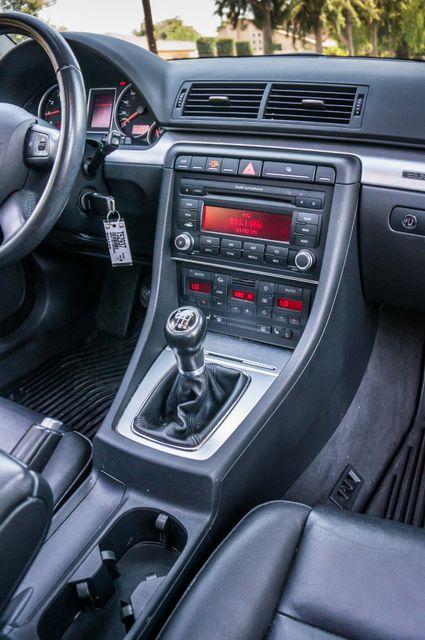 2007 Audi A4 2.0T QUATTRO - 6SPD - PREMIUM - 91K MILES Reseda, CA 19