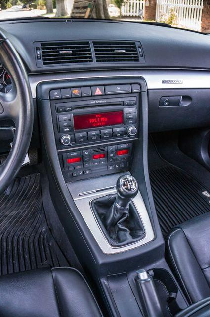 2007 Audi A4 2.0T QUATTRO - 6SPD - PREMIUM - 91K MILES Reseda, CA 21